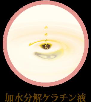 加水分解ケラチン液〈ネイルケア成分〉
