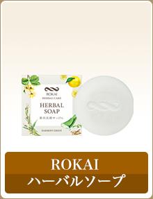 ROKAI 薬用 ハーバルソープ